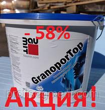 """Штукатурка акриловая 1,5K """"барашек"""" Baumit Granopor Top зерно ,1,5мм/25кг. - цвет 0409"""