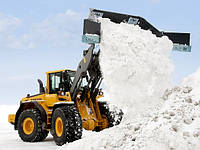 Уборка снега. Вывоз снега.