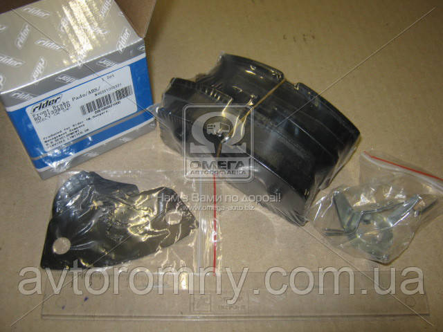 Колодки тормозные передние с ABS Geely CK Джили CK СК-2 RIDER STD
