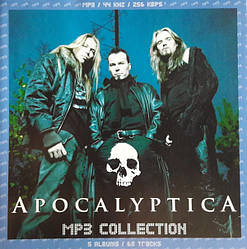 MP3 диск Apocalyptica - MP3 Collection
