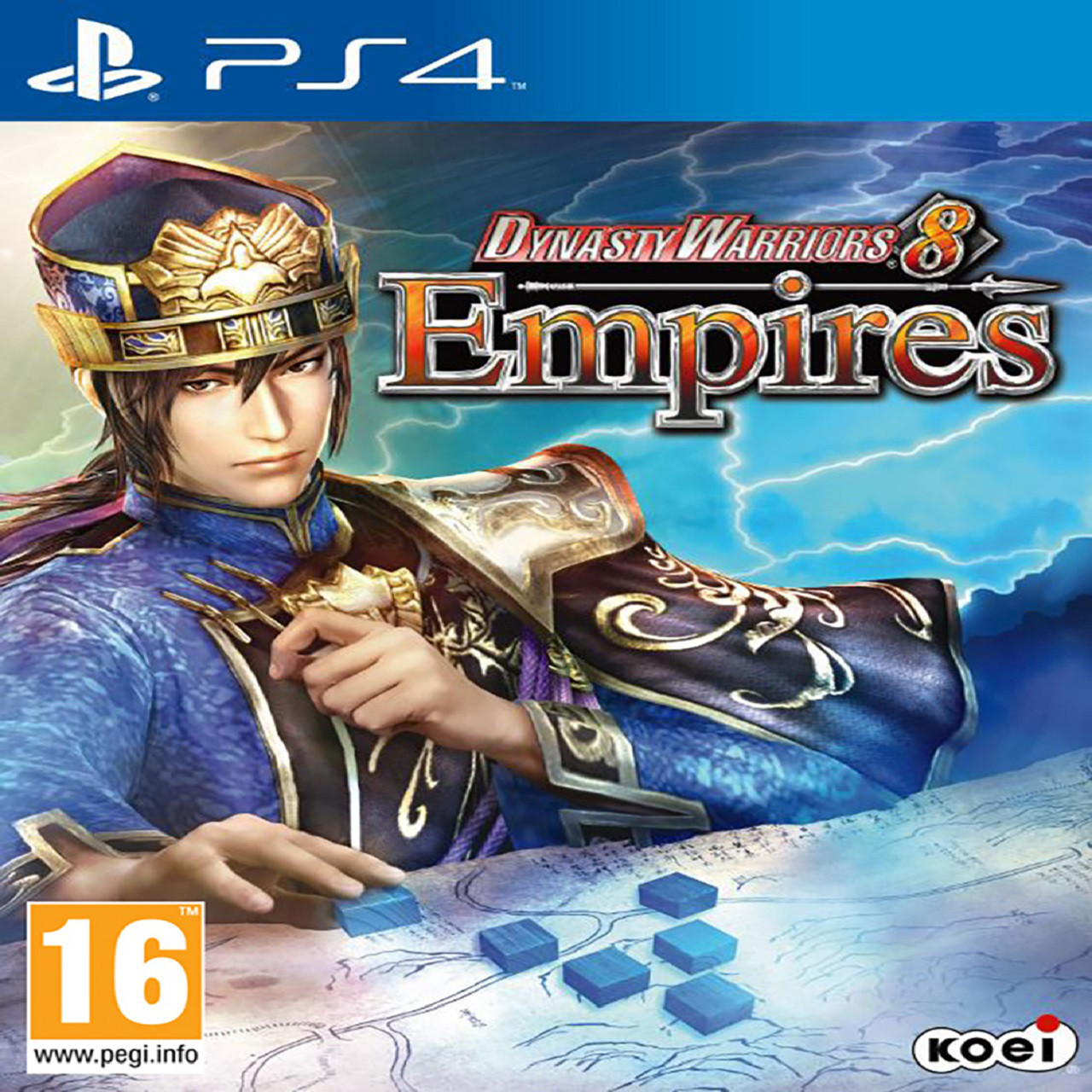 Dynasty Warriors 8 Empires PS4 ENG (Б/В)