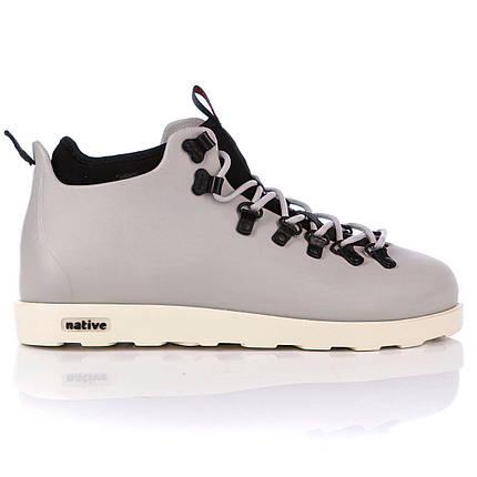 """Зимние ботинки Native Fitzsimmons """"Pigeon Grey"""" (Серые), фото 2"""