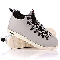 """Зимние ботинки Native Fitzsimmons """"Pigeon Grey"""" (Серые), фото 3"""