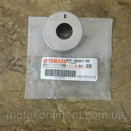 67F-44322-00 Стакан водяной помпы Yamaha F80-F100, фото 2