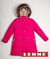 Зимнее пальто для девочки Lenne Isadora 18365 - 271. Размеры 146 - 158.