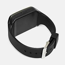 Смарт-часы Smart Watch Q18 (Bluetooth 3.0, камера, 500 mah, MTK 6260, 64m/64m, IPS1.54, 2mpx) black, фото 2