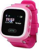 Смарт часы Smart Watch Q60 Pink - Гарантия!