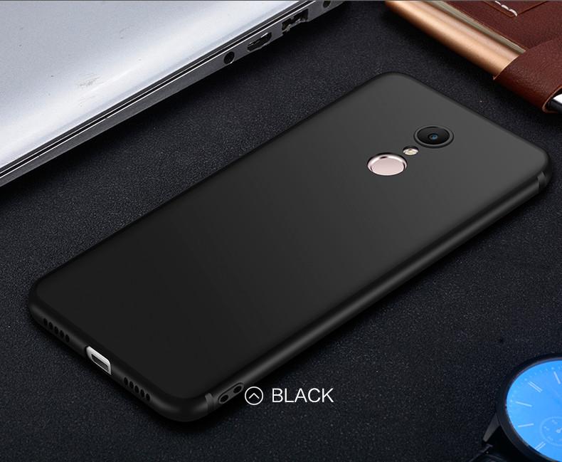 Чехол для Xiaomi Redmi 5 Plus black