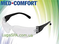 Очки защитные с поликарбонатными линзами