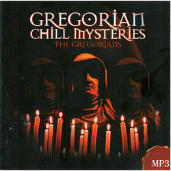 MP3 диск. Gregorian Chill Mysteries - The Gregorians MP3
