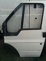 Левая дверь для Ford Transit 2000/2006. Водительские двери в сборе.