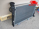 Радиатор водяного охлаждения ВАЗ 2103, 2106 (пр-во ПЕКАР). 2106-1301012. Цена с НДС. , фото 2