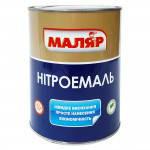 ХИМРЕЗЕРВ Нитроэмаль Маляр серая, 2,кг