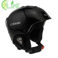 Шлем горнолыжный STREAM BlackSilver