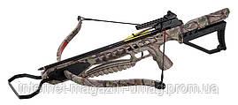 Арбалет Man Kung MK-XB21GC рекурсивный, винтовочного типа, пластиковый приклад