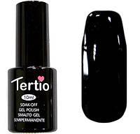 Гель-лак Tertio 012 Черный, 10 мл.