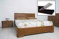 Кровать полуторная Олимп Милена с подъемным механизмом (140*190)