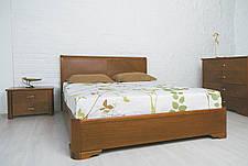 Кровать Олимп Милена (с интарсией и подъемным механизмом), фото 2