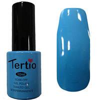 Гель-лак Tertio 029 Светло-васильковый эмалевый, 10 мл.