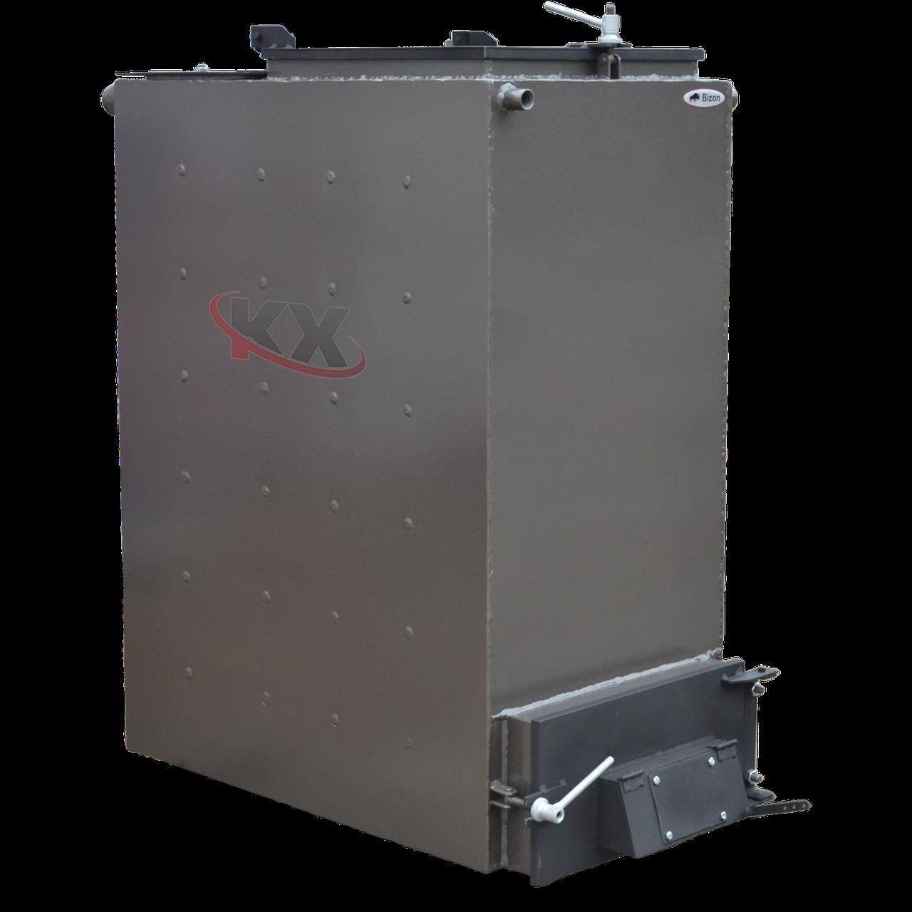 Шахтный котел Холмова длительного горения 32 кВт