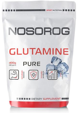 NOSOROG Nutrition Glutamine 400 g, фото 2