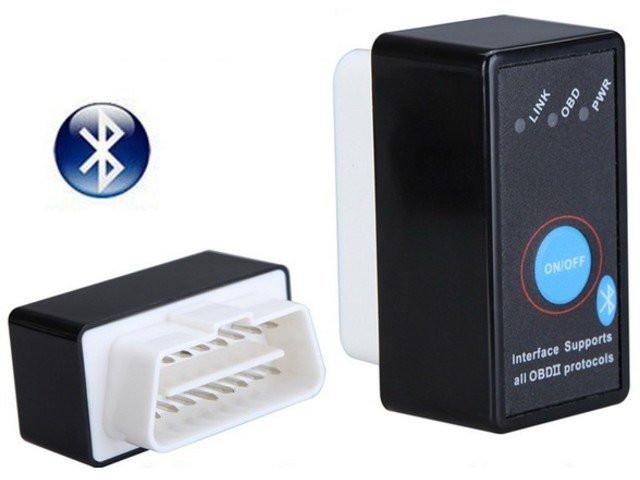 Сканер для авто  ELM327 V1.5 Двуплатный (Супер версия PIC 18F25к80)