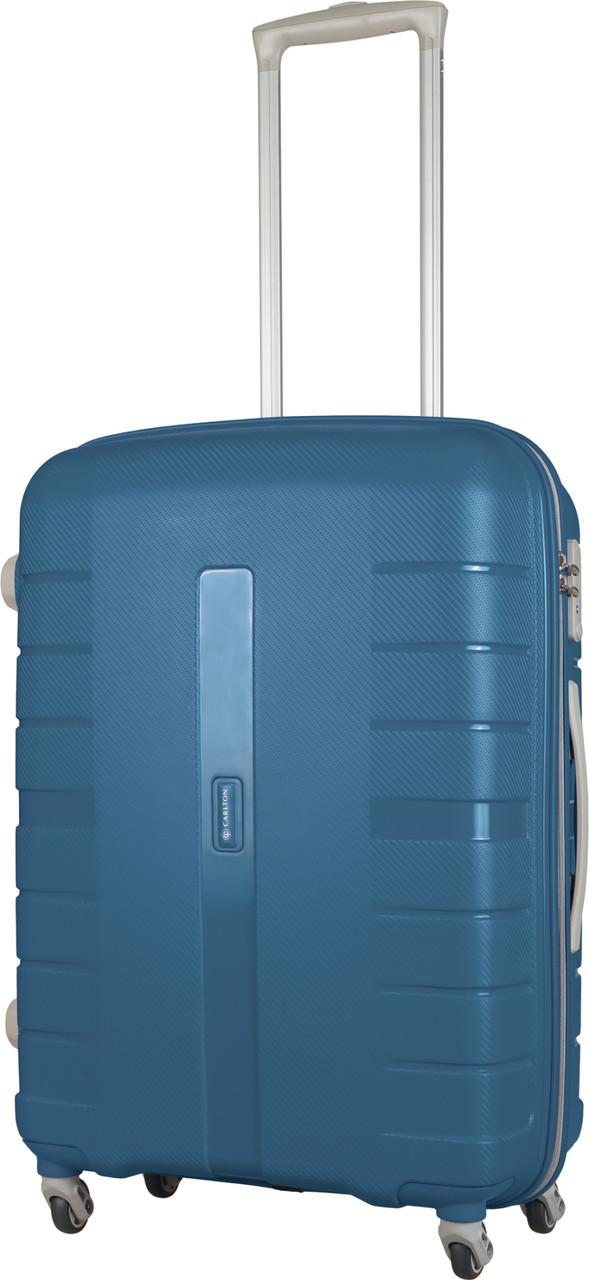 Четырехколесный чемодан CARLTON, Voyager, VOYNSETW4-67;TBL, 66 л