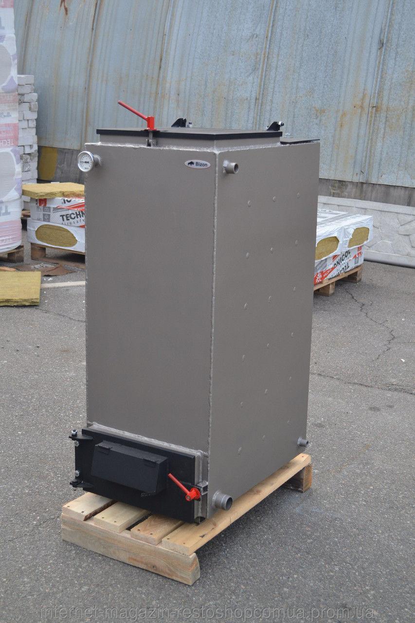 Шахтный котел Холмова длительного горения 55 кВт