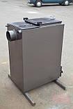 Шахтный котел Холмова длительного горения 32 кВт, фото 6
