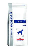Сухой корм Royal Canin Renal Canine для собак с хронической почечной недостаточностью 2 кг