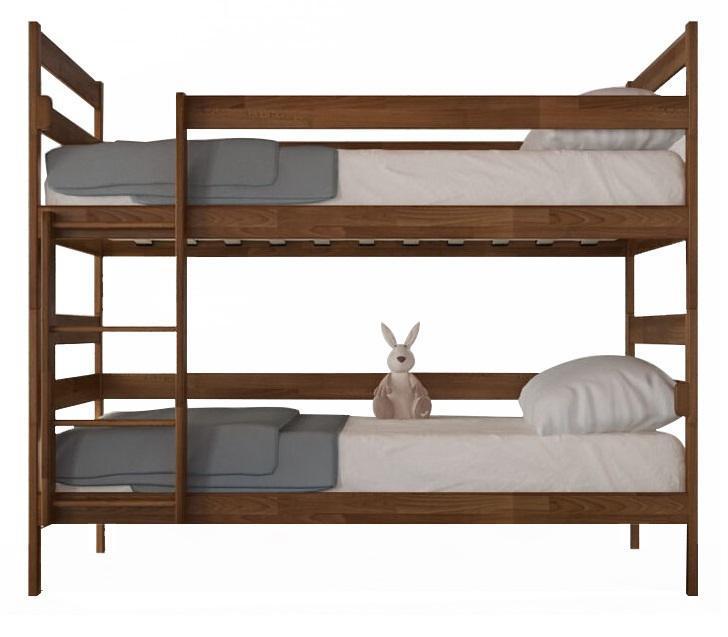 Деревянная двуярусная кровать  Ясна фабрики Олимп