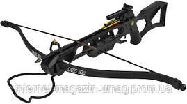 Арбалет Man Kung MK-XB23BK рекурсивный, винтовочного типа, пластиковый приклад, черный