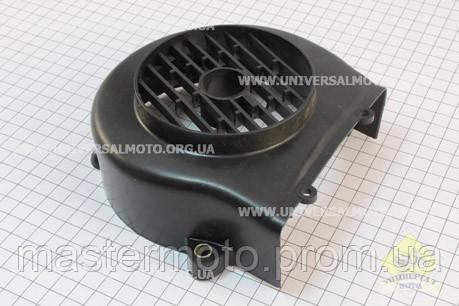 Крышка крыльчатки магнето китайского скутера GY6  4Т 50-100сс.