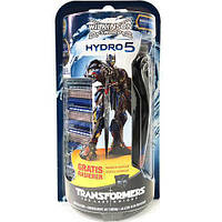 Станок Wilkinson - Sword Hydro 5 Blau Transformers Edition - 4 шт. + 1 шт.