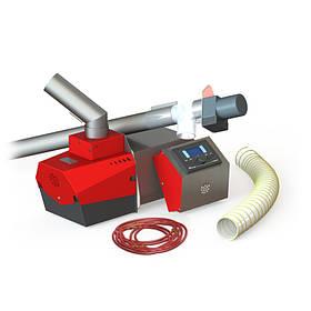 Пеллетная горелка Stehio-Term АК 30 (гор., автомат., шнек 1,7м), 30 кВт