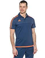 Футболка поло спортивная, мужская Adidas Tiro 15 Climalite Polo S27117 адидас, фото 1