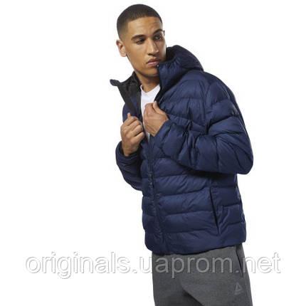 Куртка-пуховик Reebok для мужчин D78630, фото 2