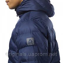 Куртка-пуховик Reebok для мужчин D78630, фото 3