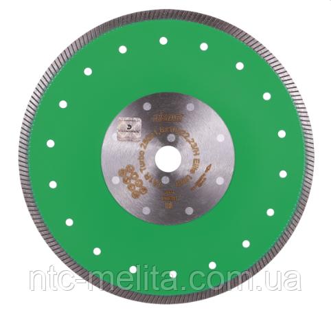 Круг відрізний алмазний (Turbo 200x1,6/1,2x8,5x22,23H Ultra Elite