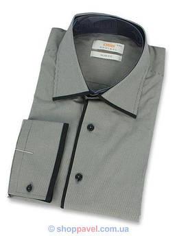 Рубашка приталенная размер S