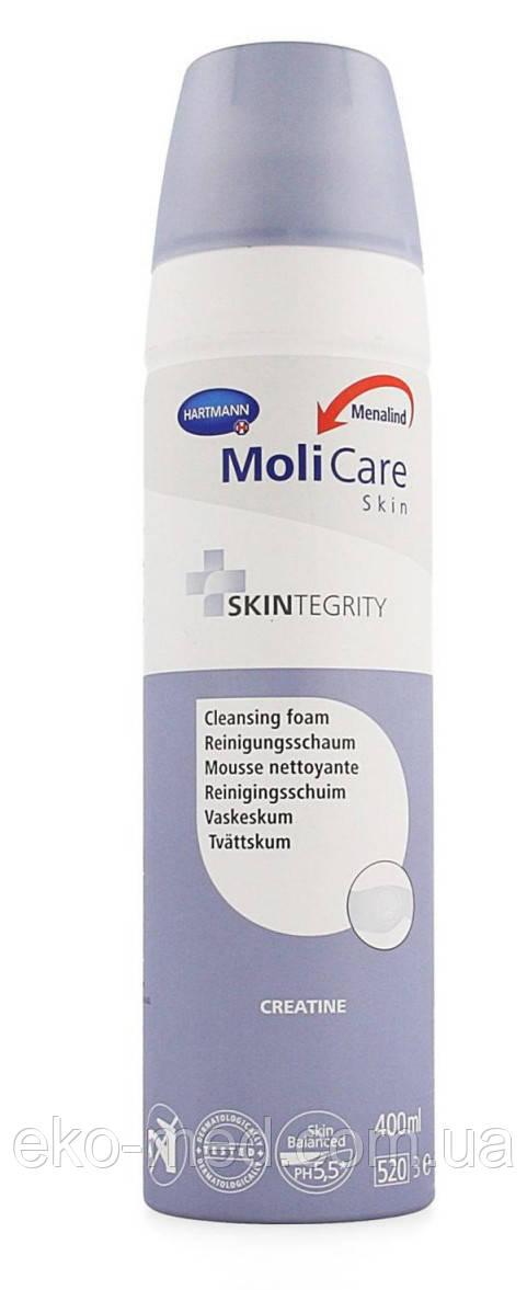 Очищающая пена MoliCare Skin 400 мл.