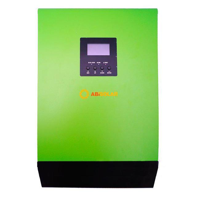 Инвертор ABi-Solar HTP 5K (5 кВт, 1 фаза / 6 кВт DC, 48 В)