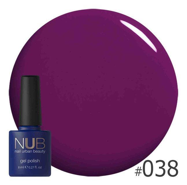 Гель-лак NUB Blueberry Pie 038
