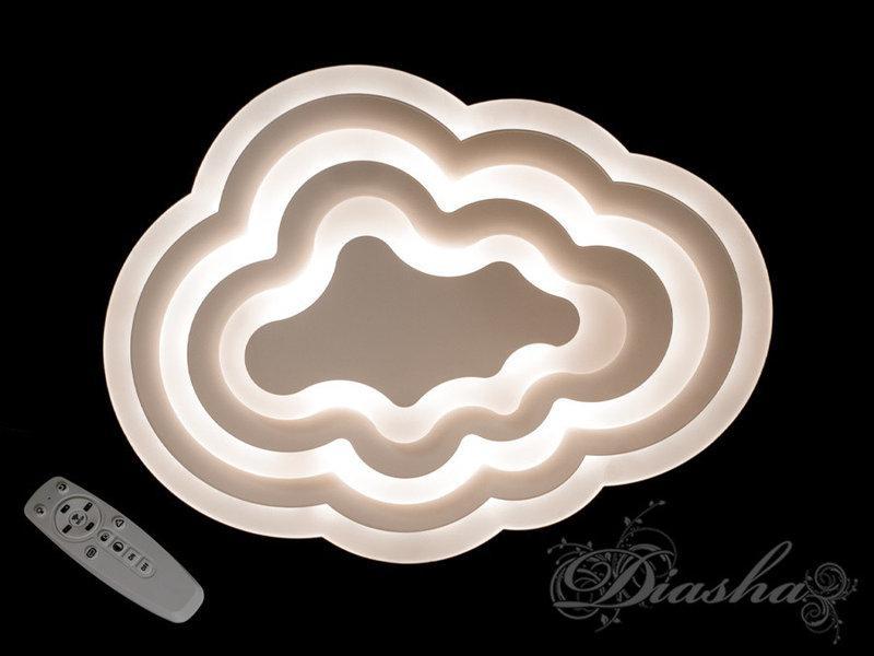 Потолочная люстра в виде облака MX2232-600*400 dimmer