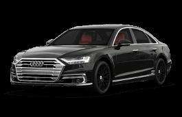 Audi A8 D5 2018-
