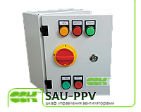 Щит управления вентилятором SAU-PPV-13,00-19,00