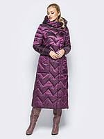 Зимовий теплий жіночий пуховик   пальто розмір 42 44 46 48 50 52 54 28ada7ba349a5