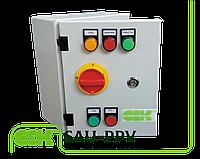 Щит управления. Шкаф управления вентилятором SAU-PPV-1,50-2,60