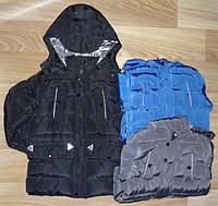 Куртка утепленная для мальчиков оптом, Nature, 2/3-8/9 лет,  № RSB-4875, фото 1