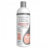 Шампунь для собак и кошек Veterinary Formula Hot Spot Itch антиаллергенный болеутоляющий, 0,473мл